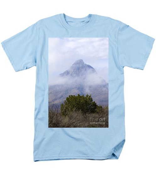 Mountain Cloaked Men's T-Shirt  (Regular Fit) by Alycia Christine