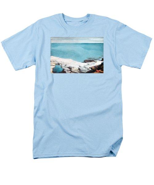 Natural Bridge Bermuda Men's T-Shirt  (Regular Fit) by Celestial Images