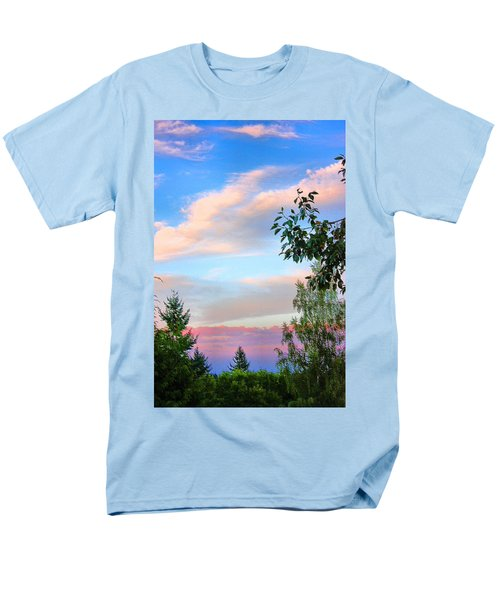 Men's T-Shirt  (Regular Fit) featuring the photograph Natures Palette by Kristin Elmquist