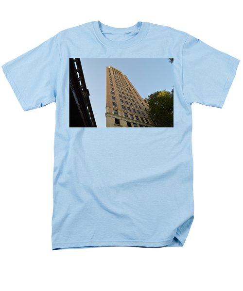 Navarro St Illusion Men's T-Shirt  (Regular Fit) by Shawn Marlow