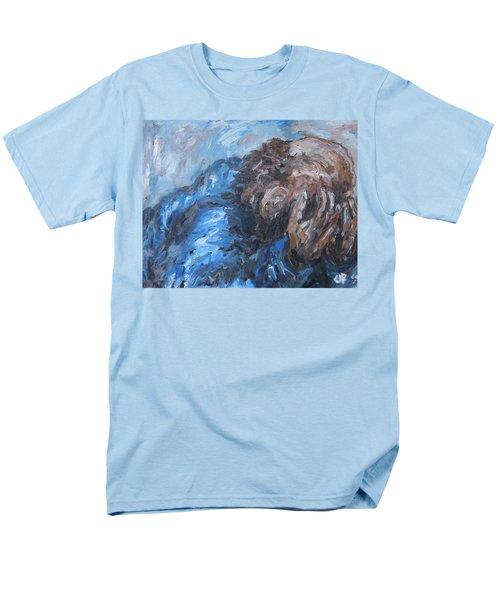 No More Men's T-Shirt  (Regular Fit) by Cheryl Pettigrew