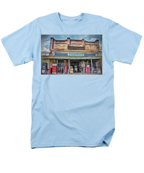 Northington Land And Cattle Men's T-Shirt  (Regular Fit) by Savannah Gibbs