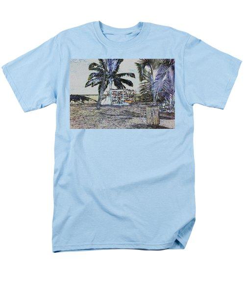Ocean Kayacks Men's T-Shirt  (Regular Fit) by Mustafa Abdullah