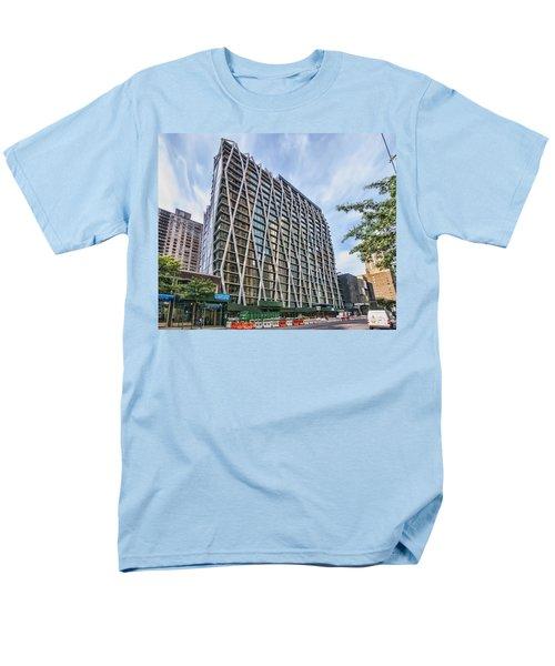 Oct 2014 Front View Men's T-Shirt  (Regular Fit) by Steve Sahm