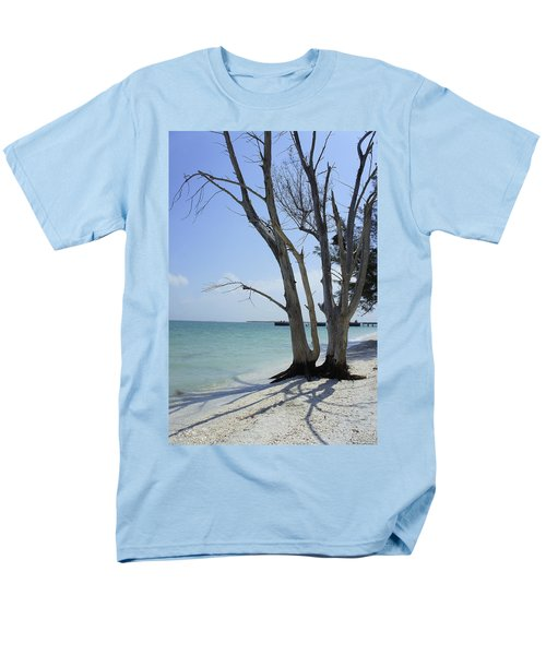 Men's T-Shirt  (Regular Fit) featuring the photograph Old Tree by Laurie Perry