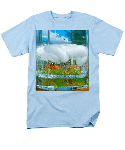 On The Rocks Men's T-Shirt  (Regular Fit) by Pamela Clements