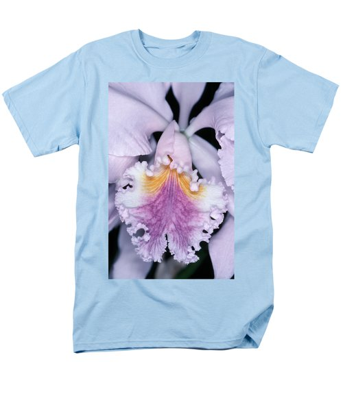 Orchid 2 Men's T-Shirt  (Regular Fit)