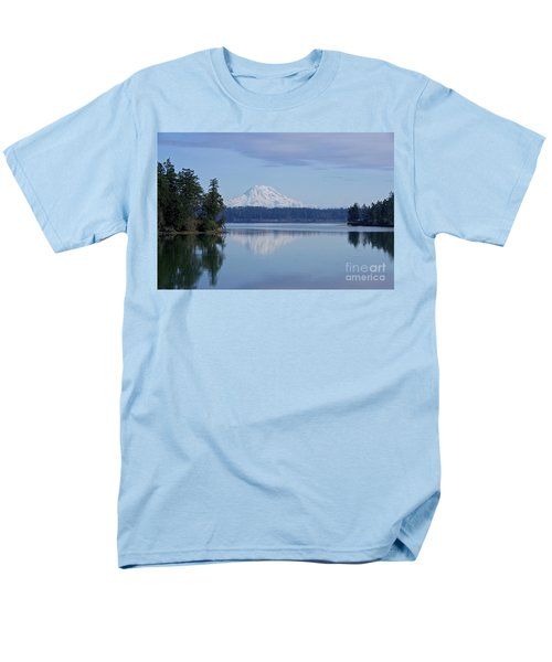 Men's T-Shirt  (Regular Fit) featuring the photograph Oro Bay Reflection by Sean Griffin