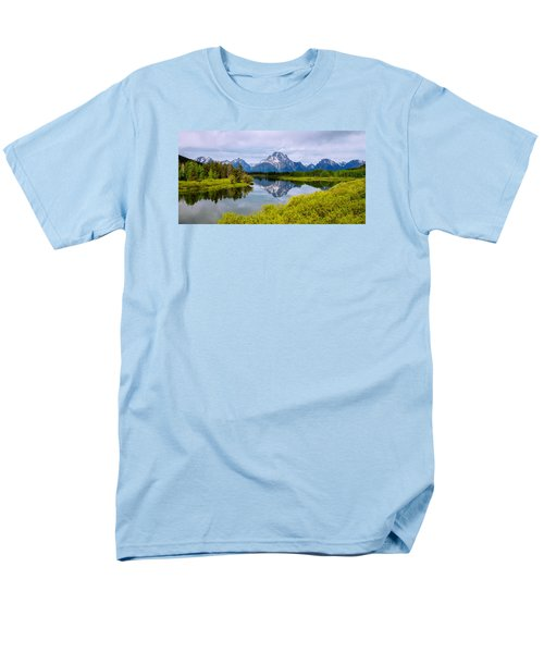Oxbow Summer Men's T-Shirt  (Regular Fit) by Chad Dutson