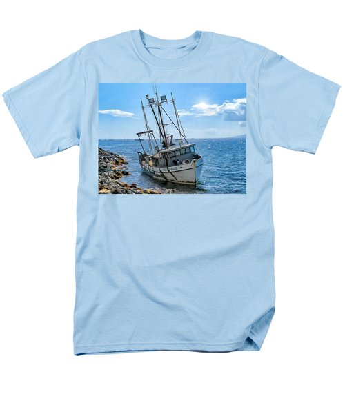 Pacific Maid 2 Men's T-Shirt  (Regular Fit) by Dawn Eshelman