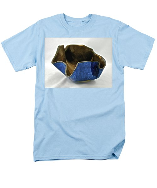Paper-thin Bowl  09-005 Men's T-Shirt  (Regular Fit) by Mario Perron