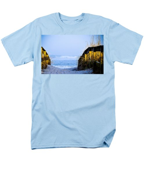 Pathway To Happiness Men's T-Shirt  (Regular Fit) by Mary Ward