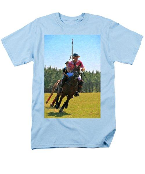 Polo Men's T-Shirt  (Regular Fit)