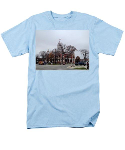 Pontiac Men's T-Shirt  (Regular Fit) by Joseph Yarbrough