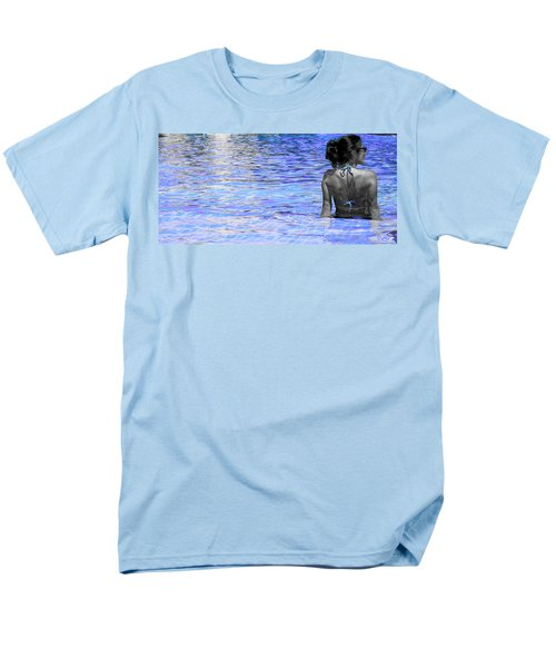 Pool Men's T-Shirt  (Regular Fit) by J Anthony