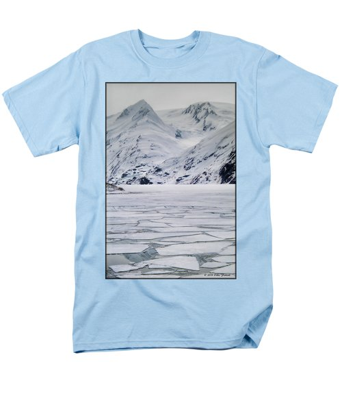 Portage Lake Men's T-Shirt  (Regular Fit)