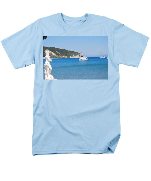 Poseidon 3 Men's T-Shirt  (Regular Fit) by George Katechis