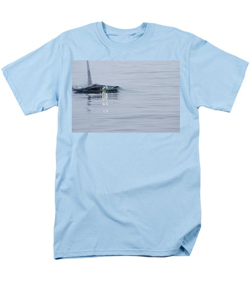 Men's T-Shirt  (Regular Fit) featuring the photograph Power In Motion by Marilyn Wilson