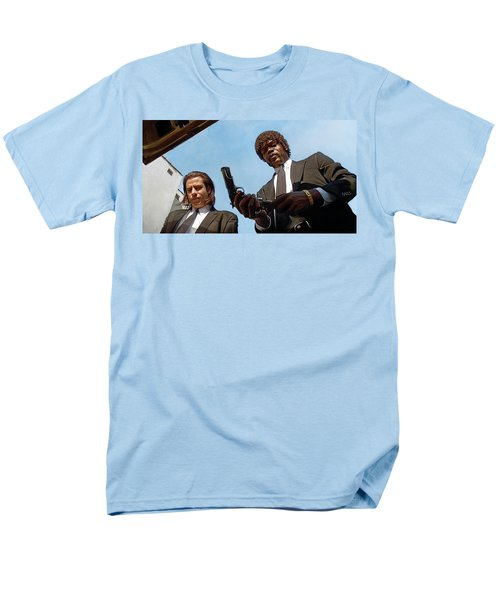 Pulp Fiction Artwork 1 Men's T-Shirt  (Regular Fit) by Sheraz A
