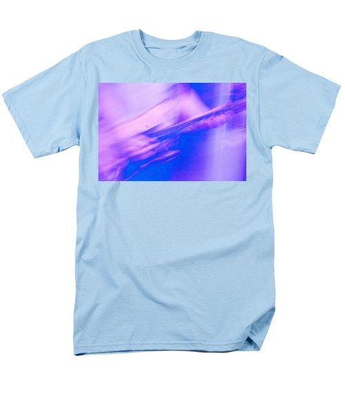 Men's T-Shirt  (Regular Fit) featuring the photograph Purple Haze by Alex Lapidus