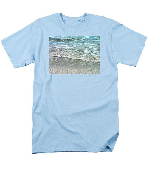 Rain Sea  Men's T-Shirt  (Regular Fit) by Oleg Zavarzin