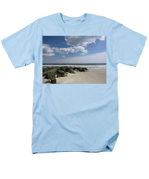 Rejoicing In The Day Men's T-Shirt  (Regular Fit)