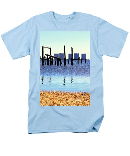 Men's T-Shirt  (Regular Fit) featuring the photograph Reminders by Faith Williams