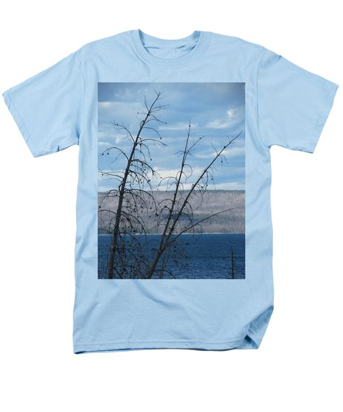 Remnants Of The Fire Men's T-Shirt  (Regular Fit) by Laurel Powell