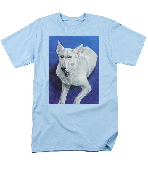 Men's T-Shirt  (Regular Fit) featuring the painting Reno by Jeanne Fischer