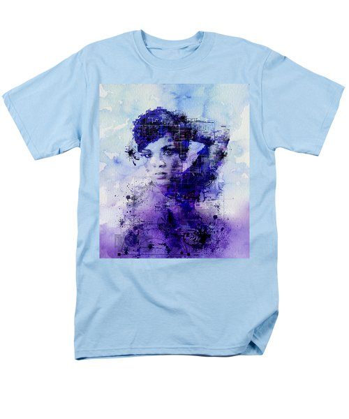 Rihanna 2 Men's T-Shirt  (Regular Fit) by Bekim Art