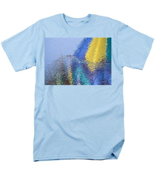 Ripples Men's T-Shirt  (Regular Fit) by Alex Lapidus