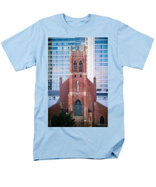 Saint Patrick's Church San Francisco Men's T-Shirt  (Regular Fit)