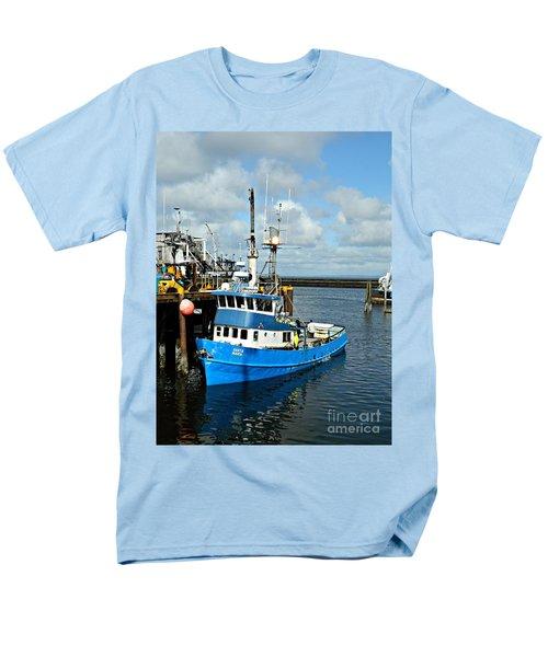 Santa Maria Offload Men's T-Shirt  (Regular Fit) by Chalet Roome-Rigdon