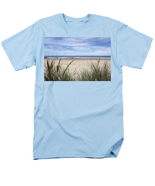 Scenic Oceanview Men's T-Shirt  (Regular Fit) by Athena Mckinzie