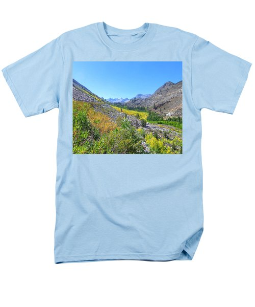 Scenic Peace Men's T-Shirt  (Regular Fit) by Marilyn Diaz