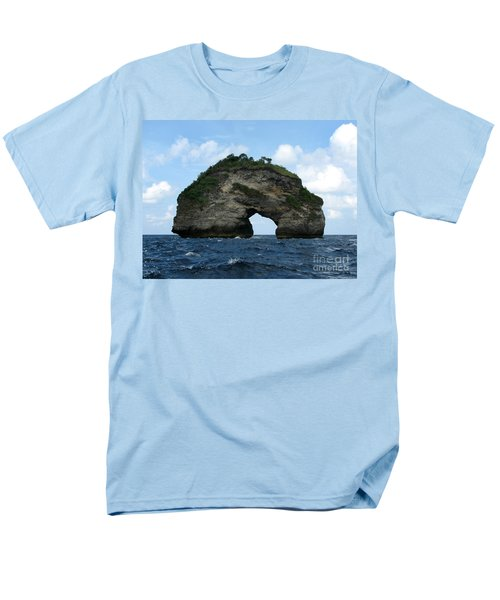 Sea Gate Men's T-Shirt  (Regular Fit) by Sergey Lukashin