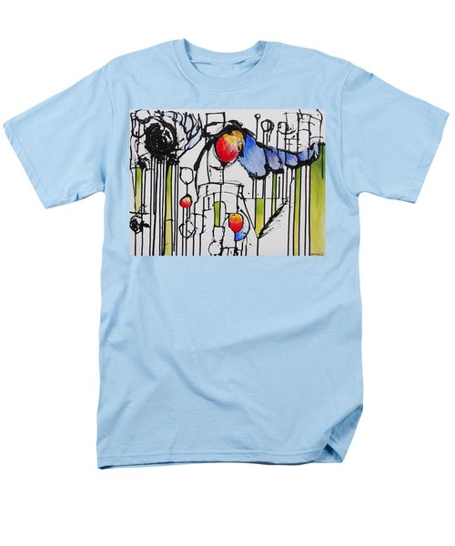 Sharpened Perception Men's T-Shirt  (Regular Fit) by Jason Williamson