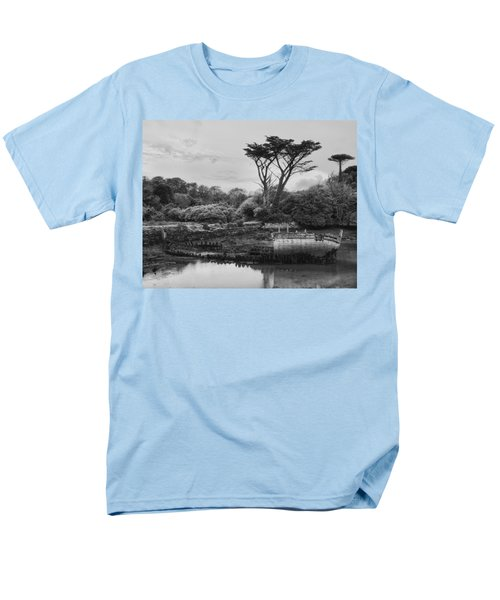 Shipwreck Men's T-Shirt  (Regular Fit) by Hugh Smith