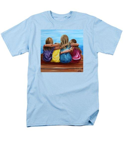 Sisters Men's T-Shirt  (Regular Fit) by Debbie Hart