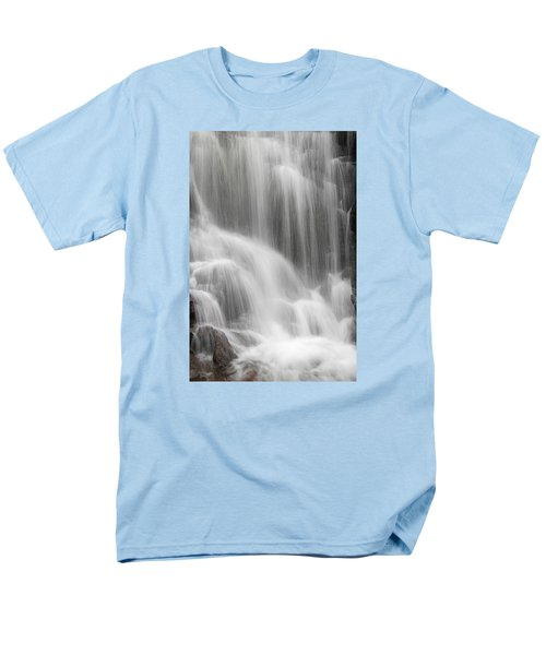 Men's T-Shirt  (Regular Fit) featuring the photograph Skc 1419 A Smooth Pattern by Sunil Kapadia