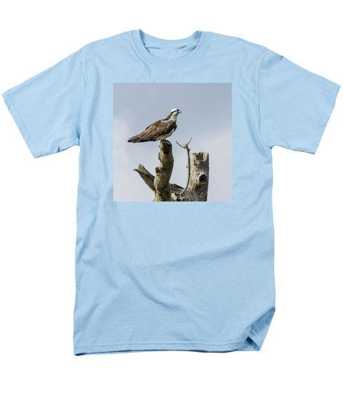 Sky Hunter 2 Men's T-Shirt  (Regular Fit) by David Lester