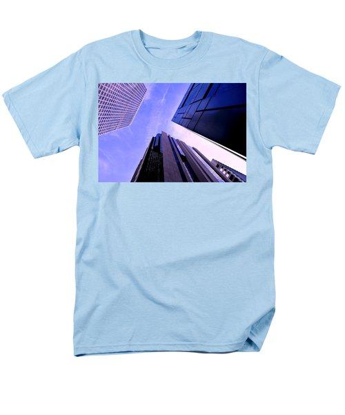 Skyscraper Angles Men's T-Shirt  (Regular Fit) by Matt Harang