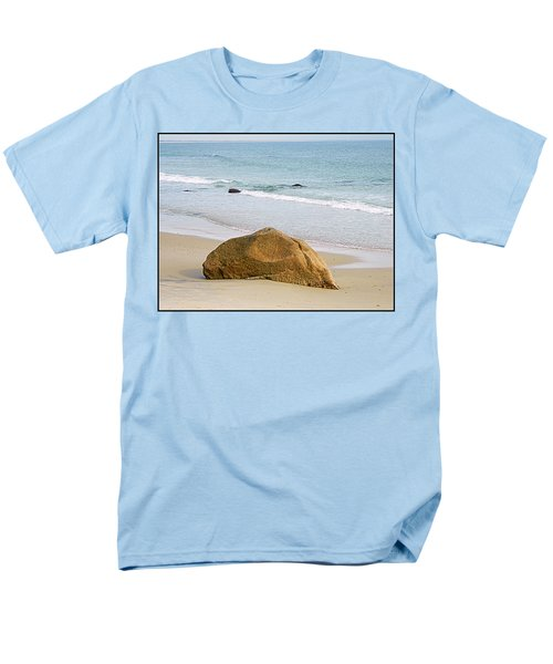 Sleeping Giant  Men's T-Shirt  (Regular Fit) by Kathy Barney