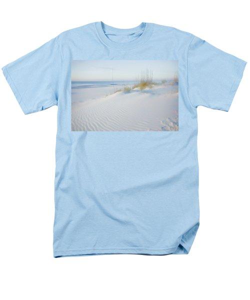Soft Sandy Beach Men's T-Shirt  (Regular Fit)
