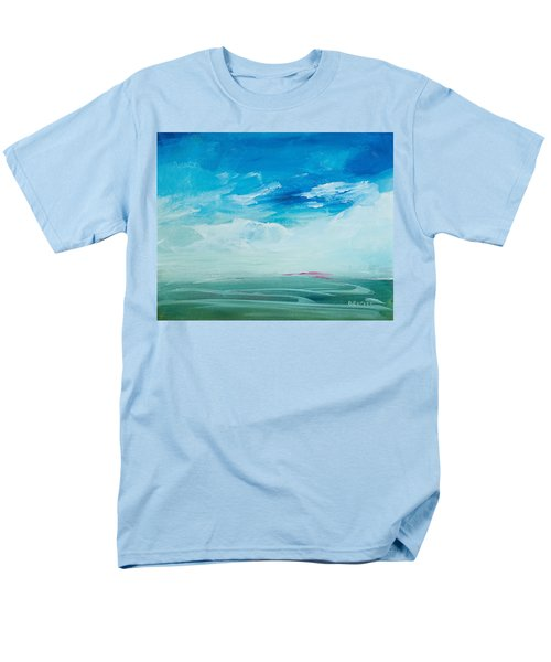 Somewhere Beyond The Sea Men's T-Shirt  (Regular Fit) by Lee Beuther