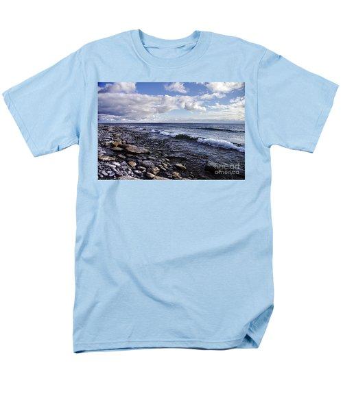 South Shore Amherst Island Men's T-Shirt  (Regular Fit) by Michael Cummings