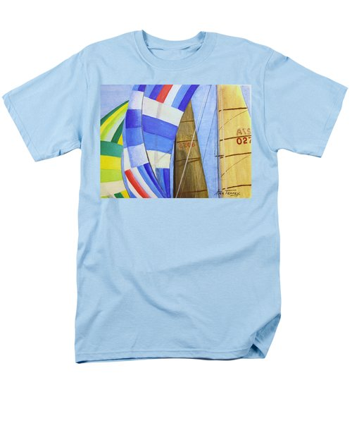 Spinnakers Men's T-Shirt  (Regular Fit) by Stan Tenney