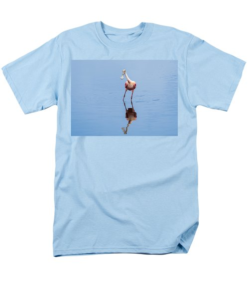 Men's T-Shirt  (Regular Fit) featuring the photograph Spoonie Striking A Pose by John M Bailey