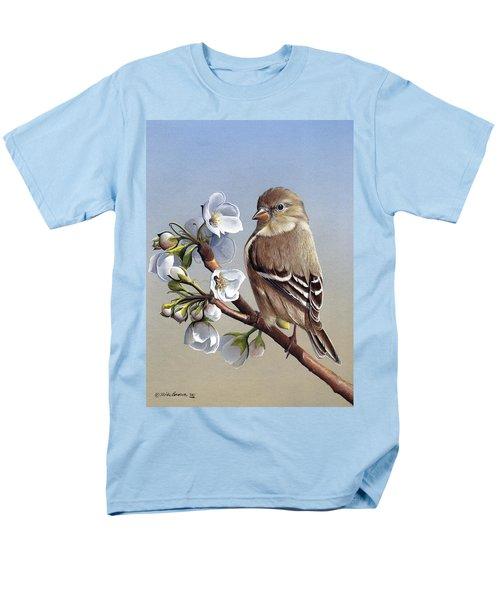 Spring Splendor Men's T-Shirt  (Regular Fit)
