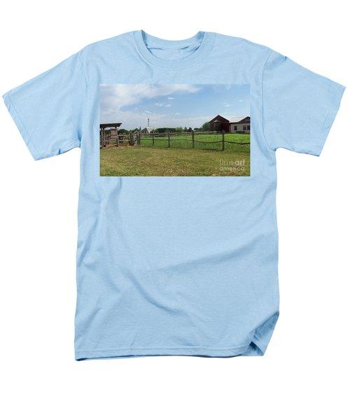 Springtime Serenity Men's T-Shirt  (Regular Fit) by Susan Williams
